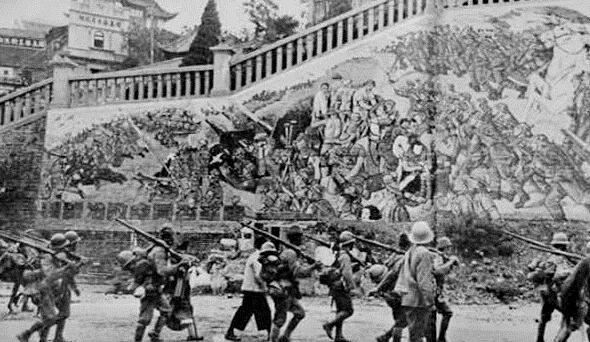"""不能忘却的""""武汉沦陷日""""!80年前的今天侵华日军占领武汉"""