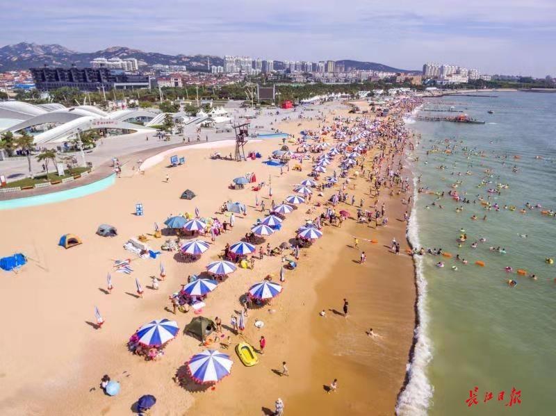 @武汉市民:持身份证可免门票玩海滨之城日照的25家3A、4A景区