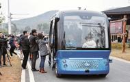 国内首家!无人驾驶车在武汉商业运营
