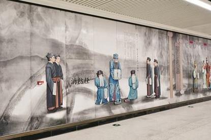 武汉最快地铁纸坊线明日开通 江夏居民50分钟可直达汉口主城区