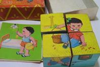 老玩具里的童年记忆
