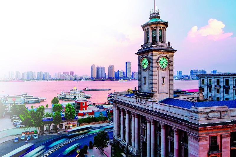 加快武汉市航将生态经济带开放开发 打造国家